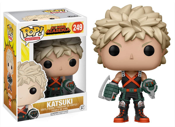 Funko POP Anime My Hero Academia Katsuki Action Figure- Kryptonite Character Store