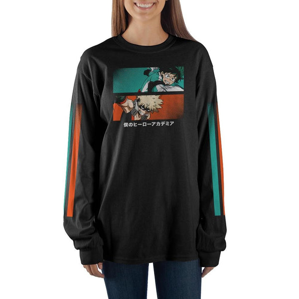 My Hero Academia Long Sleeve T-Shirt