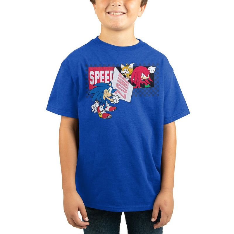 Sonic the Hedgehog Youth T-shirt