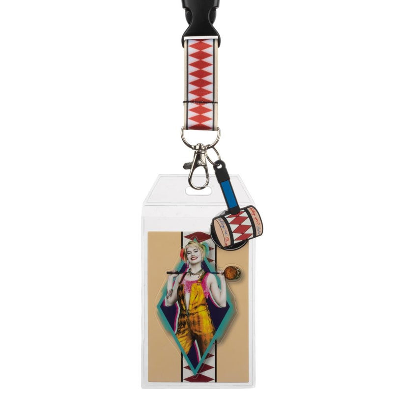 Birds of Prey Hammer Lanyard