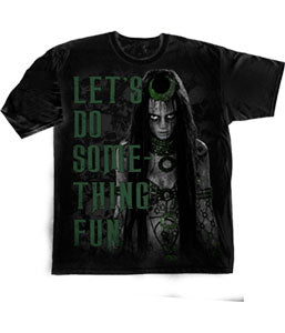 DC Comics Suicide Squad Enchantress T-Shirt