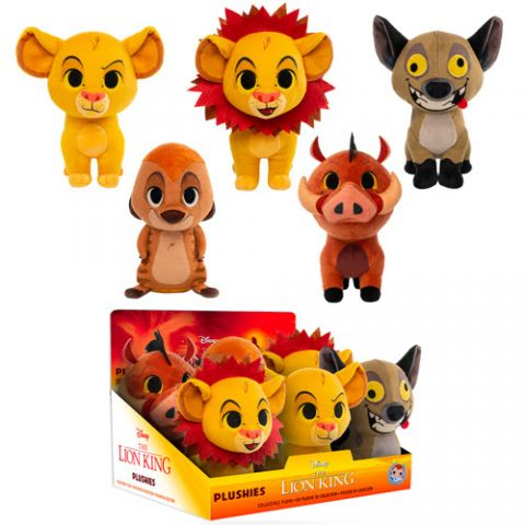 Disney: Lion King Plush Assortment (Multiple Options)