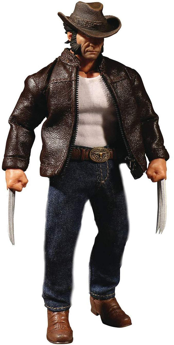 Marvel Logan Action Figure Toys One:12- Kryptonite Character Store