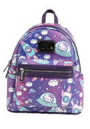 Loungefly x Hello Kitty Purple Mini Backpack - Kryptonite Character Store