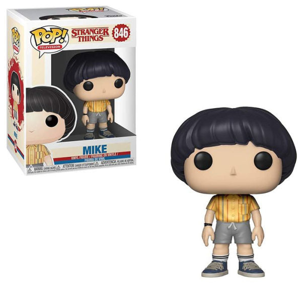 POP Television: Stranger Things Season 3 - Mike - Kryptonite  Character Store
