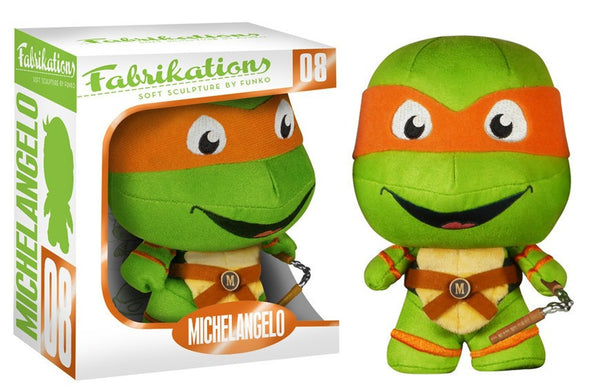 TMNT Michelangelo Pop Plush