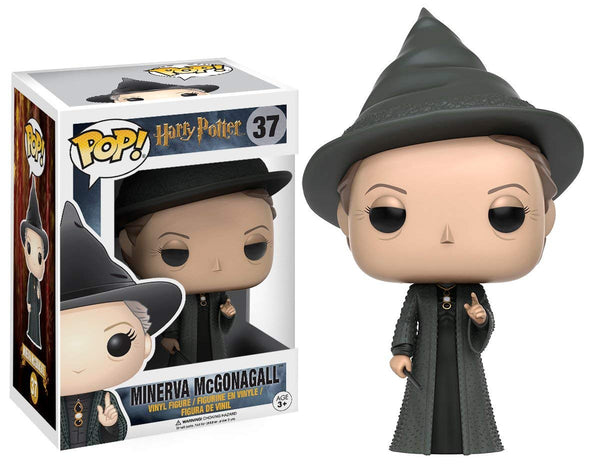 Harry Potter Professor McGonagall Pop Figure