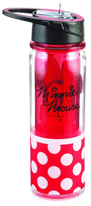 Disney Minnie Mouse 18 Oz. Tritan Water Bottle - Kryptonite Character Store