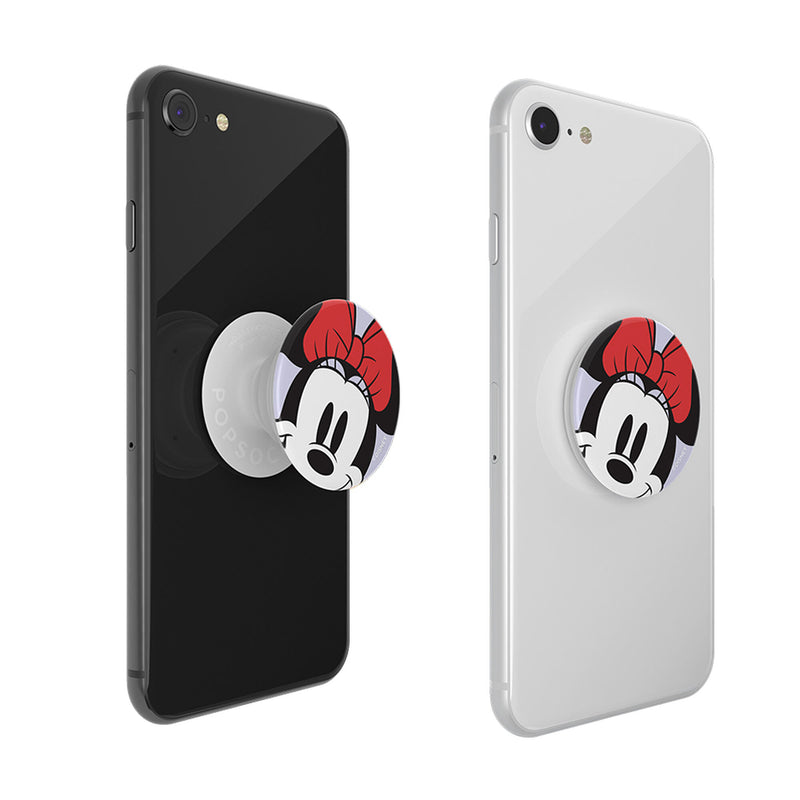 Pop Socket - Disney - Peekaboo Minnie in Glossy Print - Kryptonite Character Store