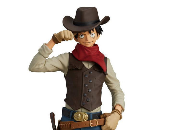 "One Piece Treasure Cruise - World Journey Vol. 1 - Monkey D Luffy 8.3"" Collectible PVC Figure"