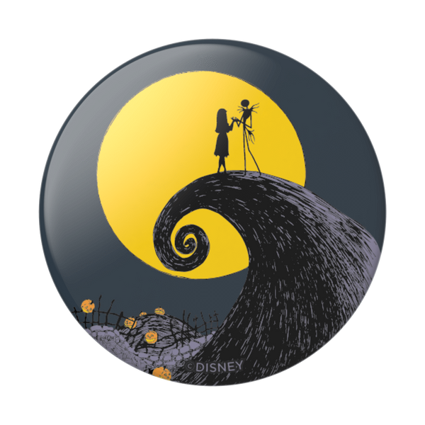 PopSocket - Nightmare Before Christmas Icon in Glossy Print