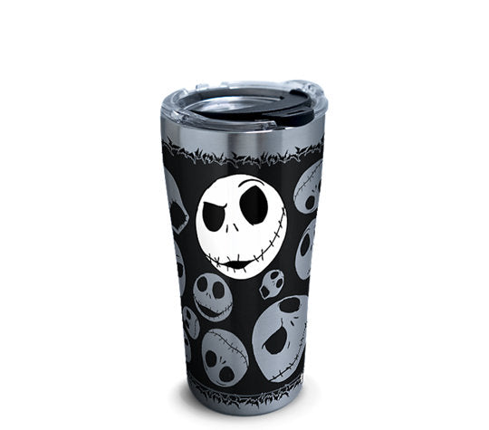 Nightmare Before Christmas 25th Anniversary 20 oz. Stainless Steel Tervis Tumbler- Kryptonite Character Store
