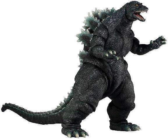 Godzilla vs. SpaceGodzilla Godzilla Action Figure [1984] - Kryptonite Character Store