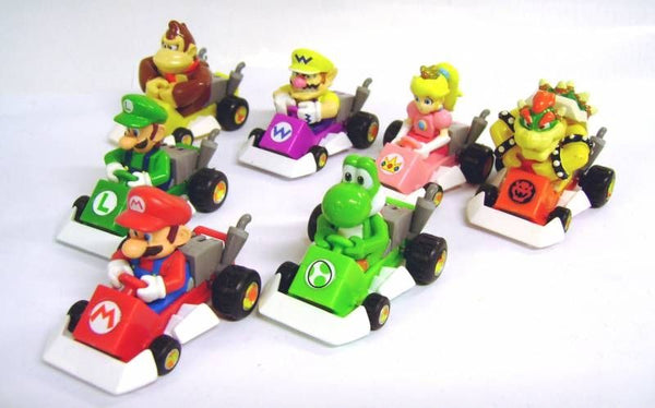 Super Mario Mario Kart Blind Bag