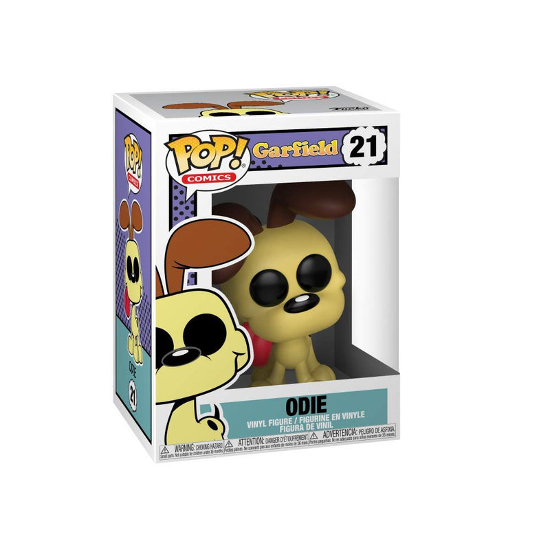 Funko POP! Comics: Garfield - Odie - Kryptonite Character Store