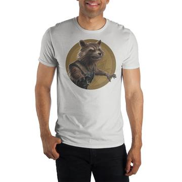 MARVEL AVENGERS INFINITY WAR ROCKET RACCOON T-SHIRT
