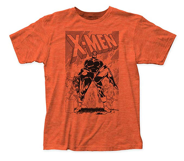Marvel - X-Men - Death of Phoenix Adult Fitted Jersey tee - Kryptonite Character Store