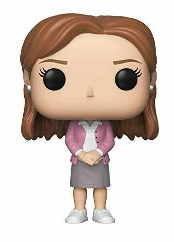 FUNKO POP! TELEVISION: The Office - Pam Beesly - Kryptonite Character Store