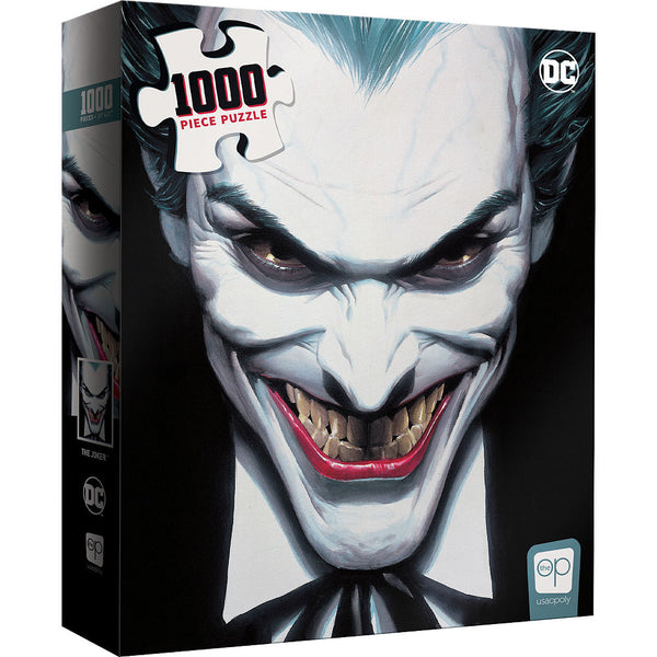The Joker: The Crown Prince of Crime 1000 Piece Puzzle - Kryptonite Character Store
