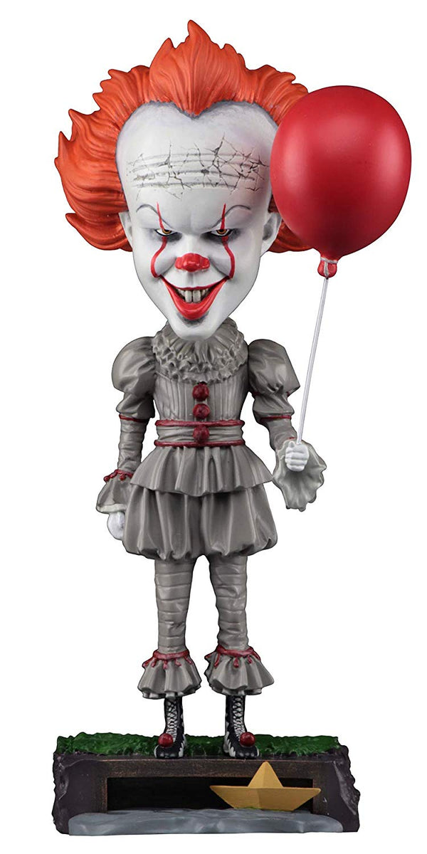 IT (2017) – Head Knocker Bobble Head – Pennywise w/Balloon - Kryptonite Character Store