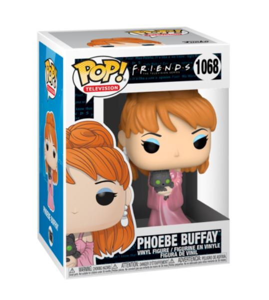 Funko POP! Television Friends Music Video Phoebe
