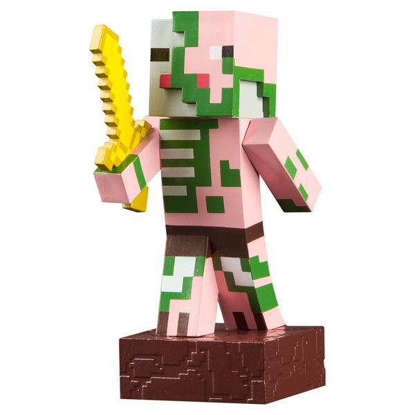 Minecraft Adventure - Vinyl Figure (Zombie Pigman) - Kryptonite Character Store