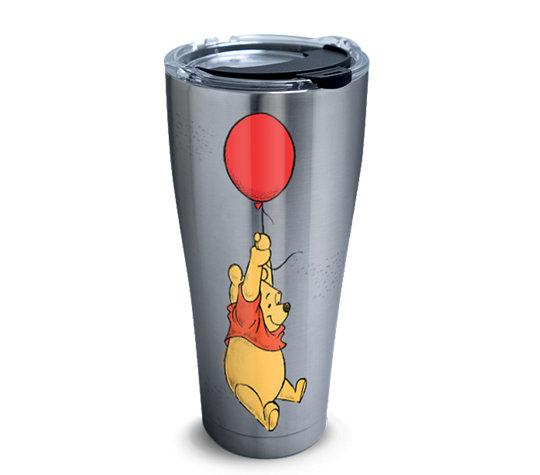 Winnie the Pooh 30 oz. Stainless Steel Tervis Tumbler - Kryptonite Character Store