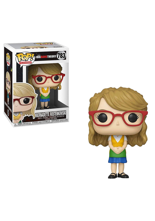 Big Bang Theory - Bernadette POP TV Vinyl Figure - Kryptonite Character Store