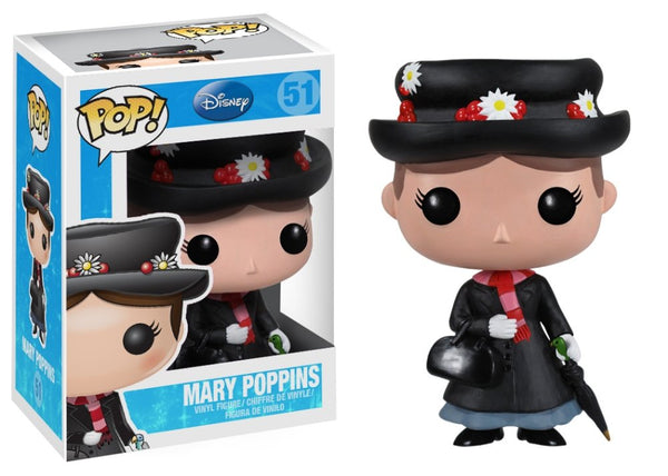 POP Disney Series 5: Mary Poppins Vinyl Figure - Kryptonite Character Store