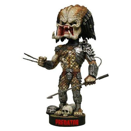 Predator With Spear – Head Knocker Figure
