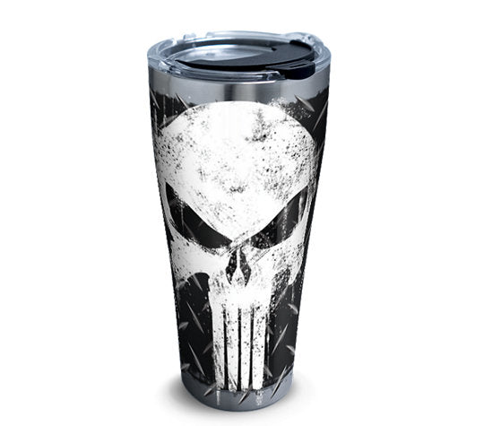 Marvel: Punisher 30 oz. Stainless Steel Tervis Tumbler