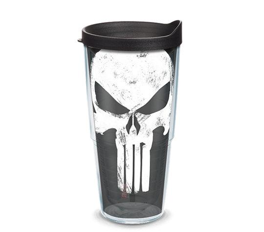 Marvel: Punisher 24 oz. Tervis Tumbler