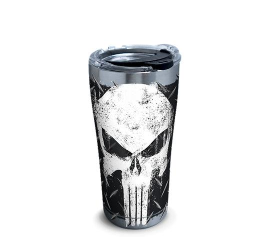 Marvel: Punisher 20 oz. Stainless Steel Tervis Tumbler