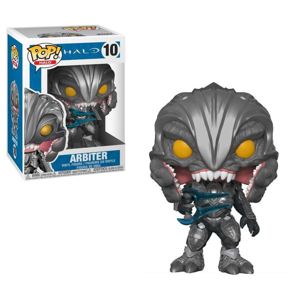Halo Arbiter Pop Vinyl Figure - Kryptonite Character Store
