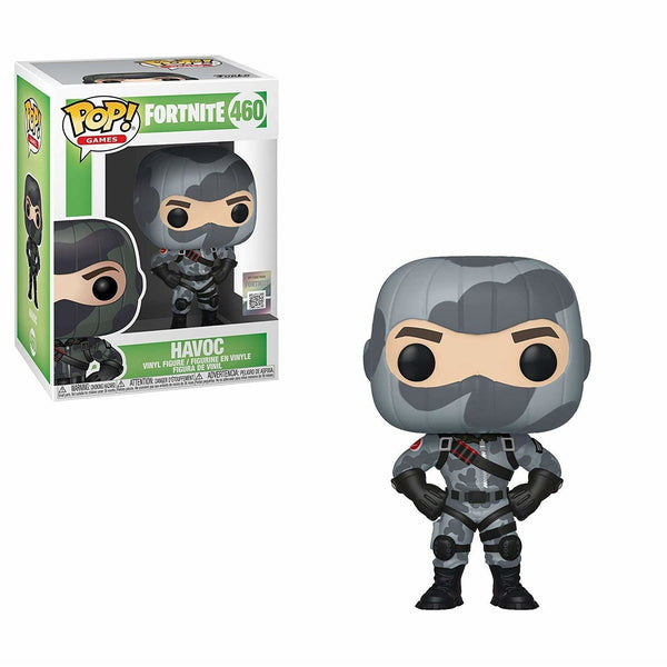 Fortnite S2 - Havoc Pop Games Vinyl Figure - Kryptonite Character Store