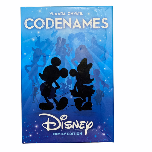 Codenames: Disney Family
