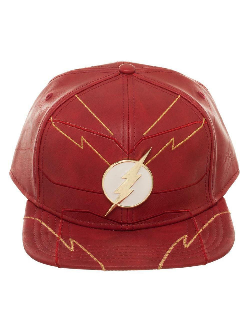 DC Comics The Flash Rebirth Suit Up Snapback Cap