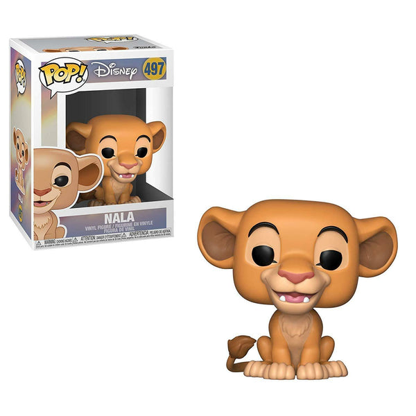 Disney Lion King - Nala Pop Vinyl Figure - Kryptonite Character Store