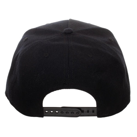 d0b53eef9cc2b ... Playstation Logo Snapback Hat with Embroidered Control Buttons -  Kryptonite Character Store