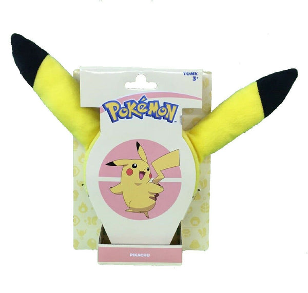 Pokemon Plush Hair Head Band