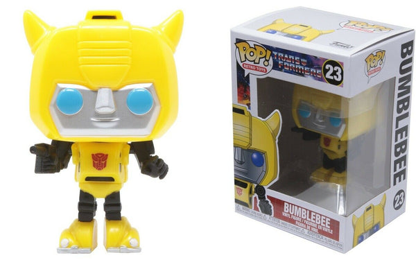 Funko Pop Retro Toys: Transformers - Bumblebee