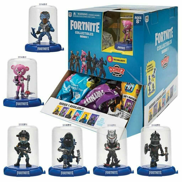 Fortnite Domez Blind Bag - Kryptonite Character Store