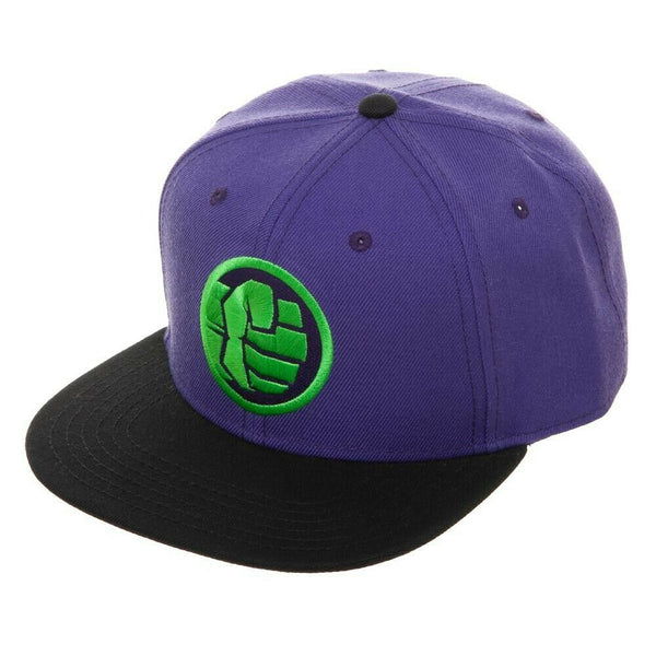 Marvel's Avengers: Endgame Embroidered Hulk Snapback Hat