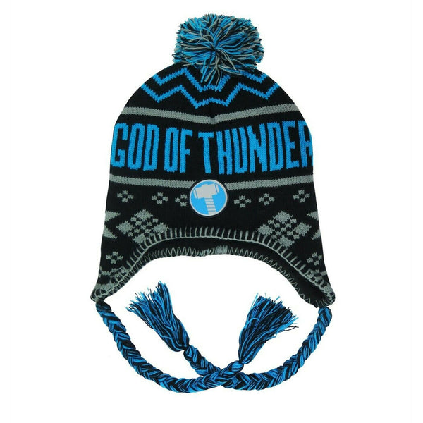 "Marvel Thor - ""God of Thunder"" Beanie"