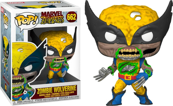 Marvel Zombies: Zombie Wolverine Pop