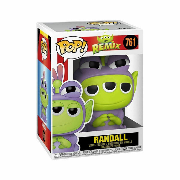 Pixar 25th Anniversary Alien as Randall Pop