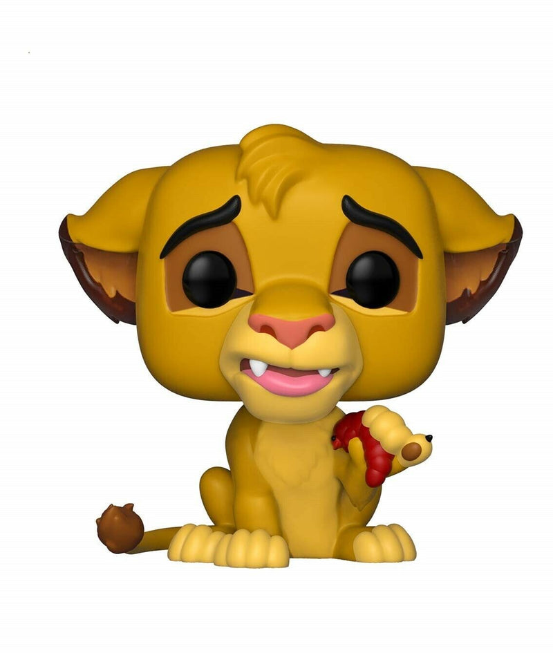 Disney Lion King - Simba Pop Vinyl Figure - Kryptonite Character Store