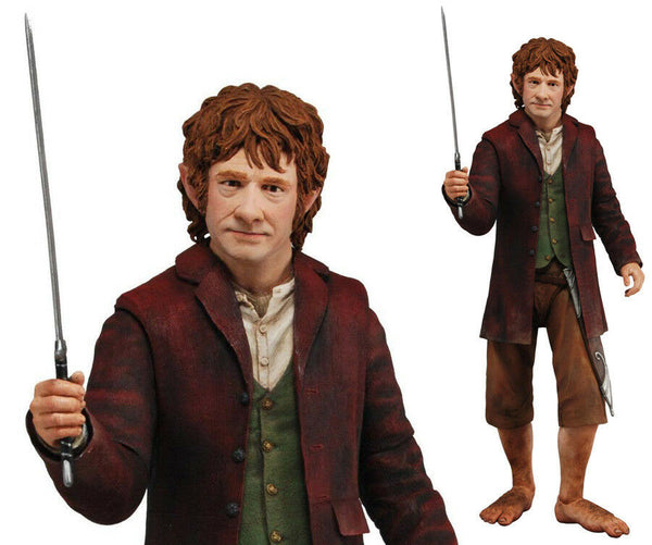 The Hobbit Bilbo Baggins 1/4 Collectible Figure
