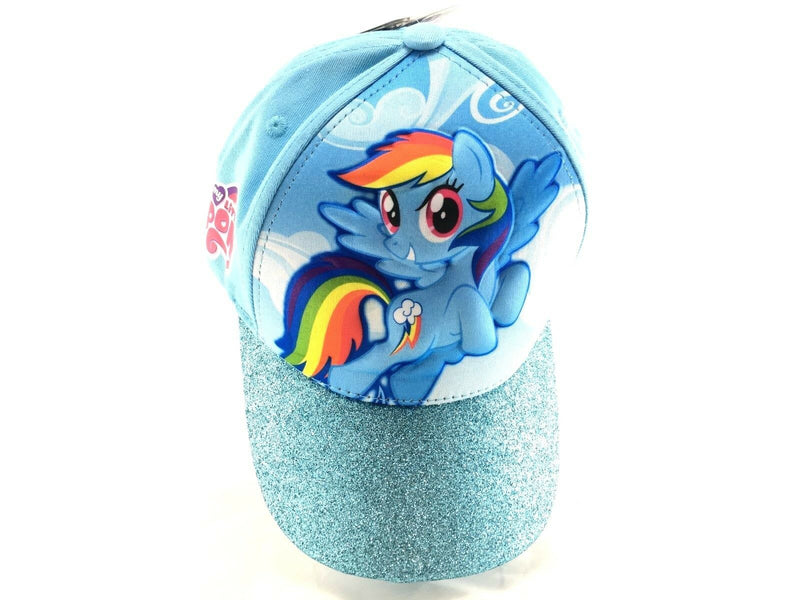 My Little Pony - Rainbow Dash 3D Girls' Baseball Cap Hat