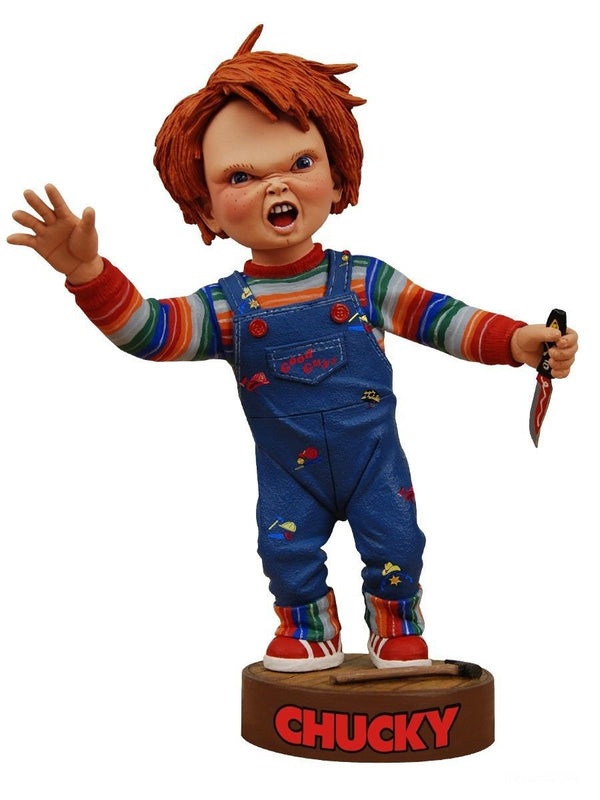 Child's Play 2 - Chucky 7-Inch Scale Head Knocker Action Figure